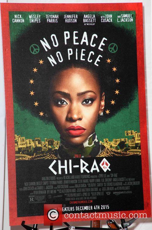 New York Premiere of 'Chi-Raq' - Arrivals