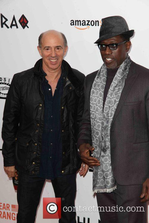 Jon Kilik and Wesley Snipes 3