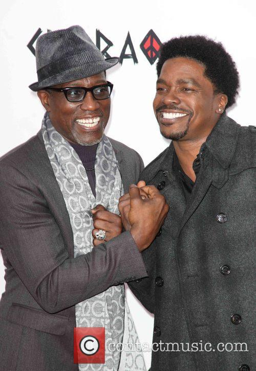 Wesley Snipes and George Willborn 3