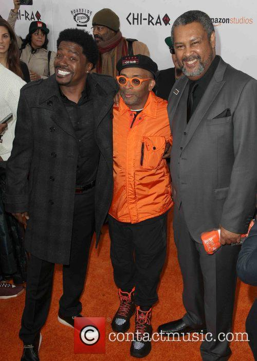 George Willborn, Spike Lee and Kevin Willmott 2