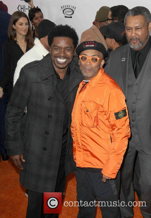 George Willborn and Spike Lee 4