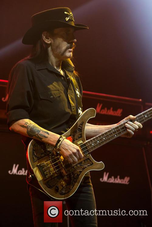 Motorhead and Lemmy 4