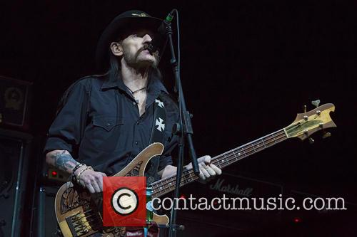Motorhead and Lemmy 5