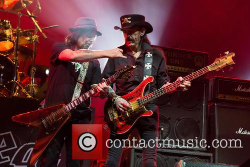 Motorhead, Phil Campbell and Lemmy 6