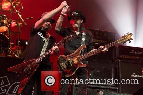Motorhead, Phil Campbell and Lemmy 7
