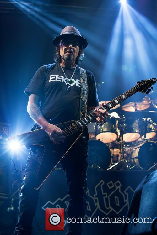 Motorhead and Phil Campbell 11