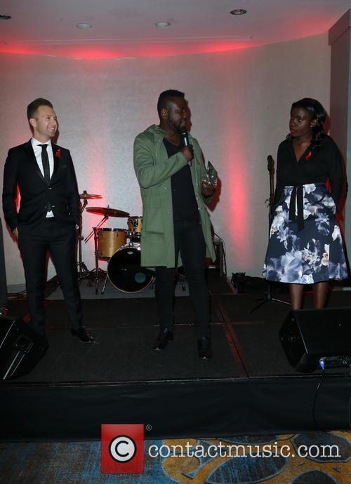 Roman Tsunder and Kweku Mandela 1