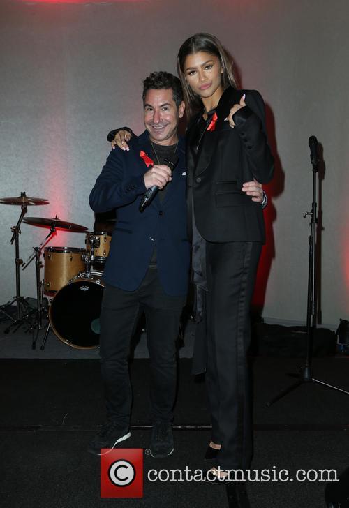 Todd Krim and Zendaya 7