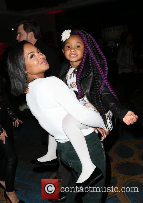 Christina Milian and Violet Madison Nash 10