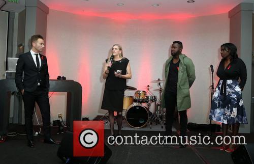 Roman Tsunder, Julie Lewis and Kweku Mandela 6