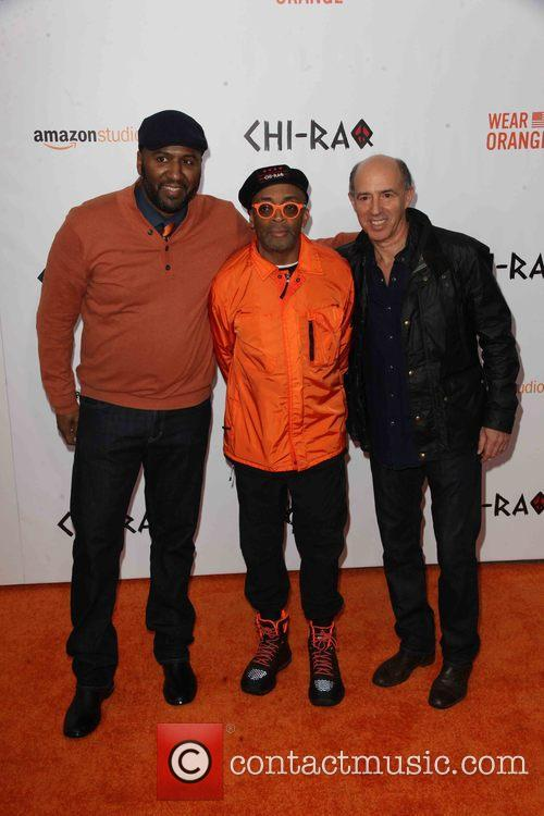 Michael D. Lee, Spike Lee and John Kil 1