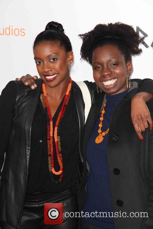 Condola Rashad and Adepro Oduye 2