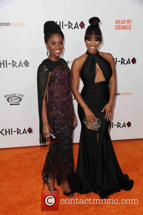 Teyonah Parris and Michelle Mitchenor 8
