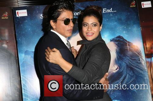 Kajol and Shah Rukh Khan 7