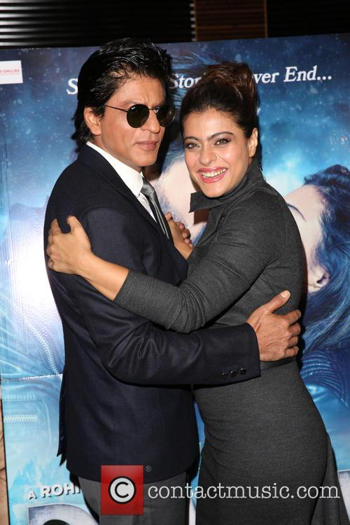 Shah Rukh Khan and Kajol 4