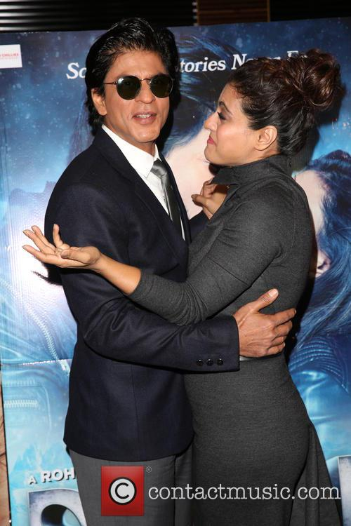 Shah Rukh Khan and Kajol 5