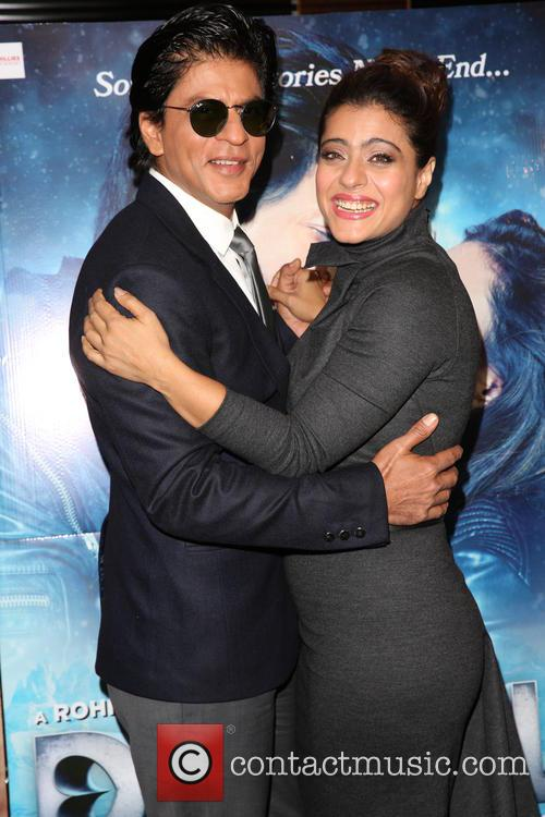 Kajol and Shah Rukh Khan 8
