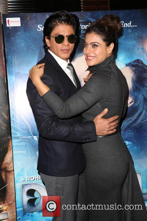 Shah Rukh Khan and Kajol 6