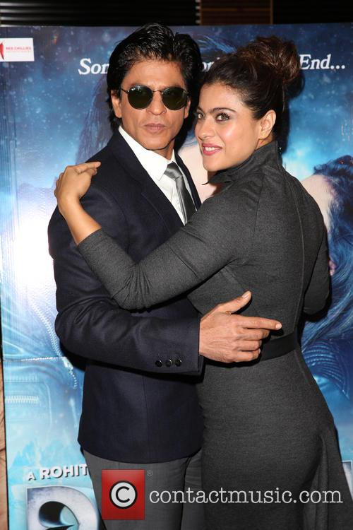 Shah Rukh Khan and Kajol 7