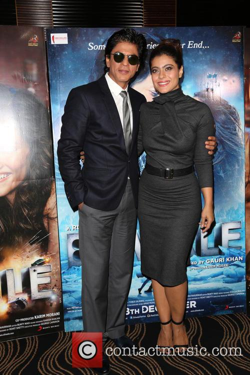Kajol and Shah Rukh Khan 9