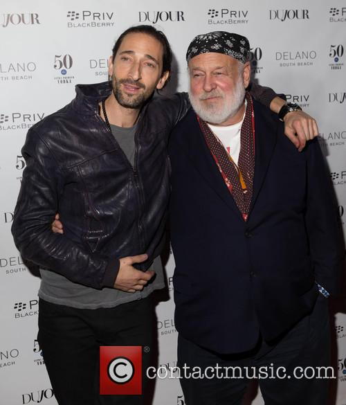 Adrien Brody and Bruce Weber 3