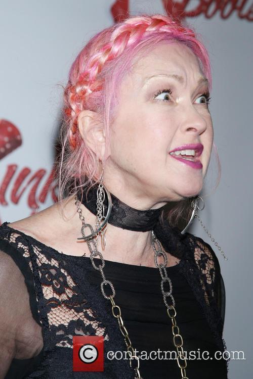 Cyndi Lauper 8
