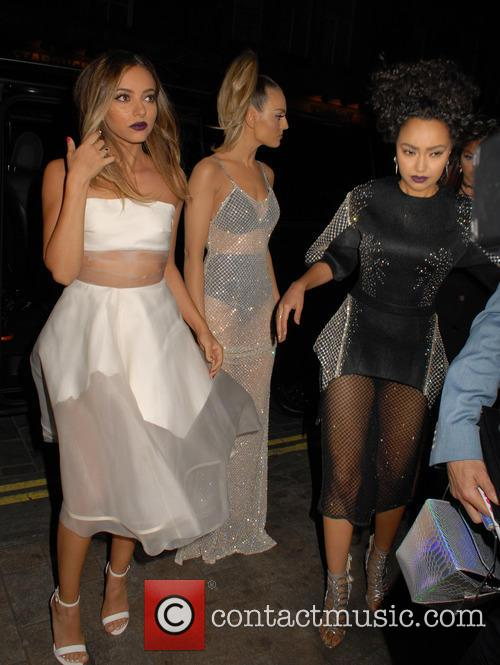 Jade Thirlwall, Perrie Edwards and Leigh-anne Pinnock 3