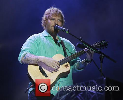 Ed Sheeran And Johnny Mcdaid Team Up For Wedding Performance