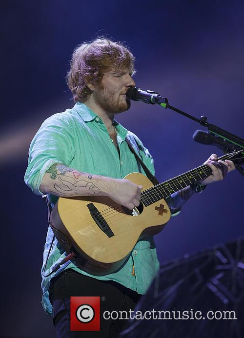 Ed Sheeran Hit With $20 Million Copyright Infringement Lawsuit Over 'Photograph'