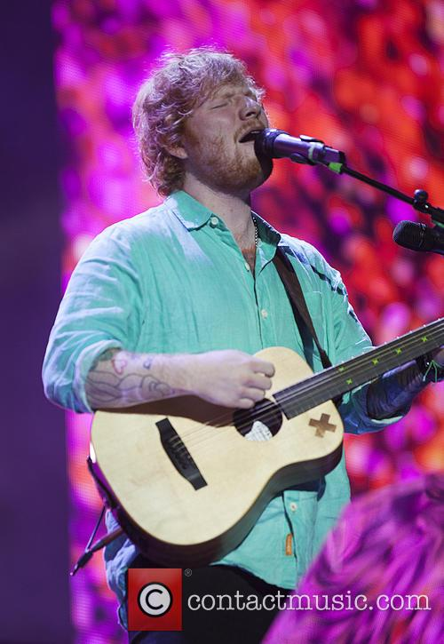 Ed Sheeran Fined After Being Caught Speeding