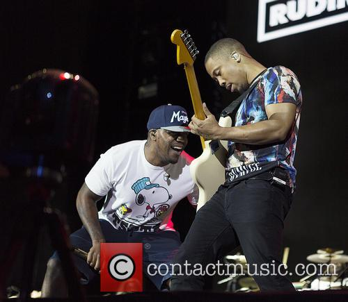 Rudimental, Dj Locksmith, Leon Rolle and Ed Sheeran 8