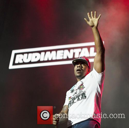 Rudimental, Dj Locksmith, Leon Rolle and Ed Sheeran 9