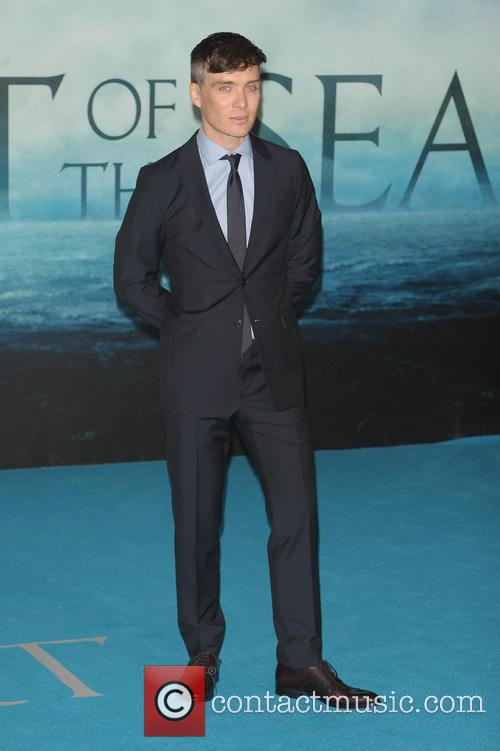 The Heart Of The Sea film premiere held...