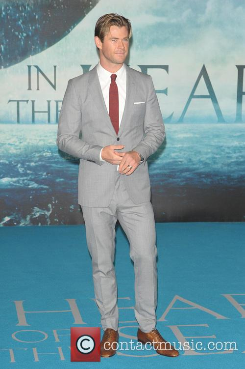 Chris Hemsworth 2