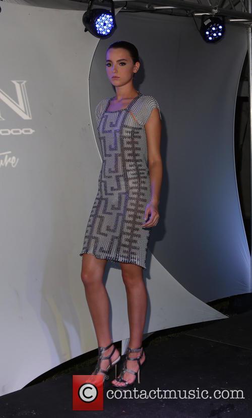 Model Wearing House Of Lijon Designs 4