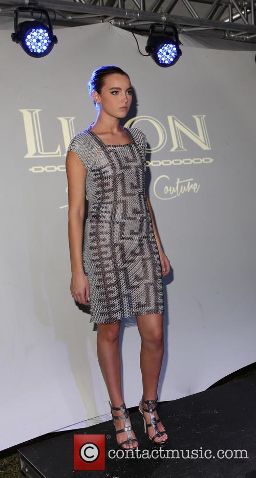 Model Wearing House Of Lijon Designs 6