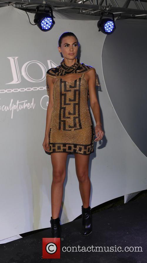 Model Wearing House Of Lijon Designs 7