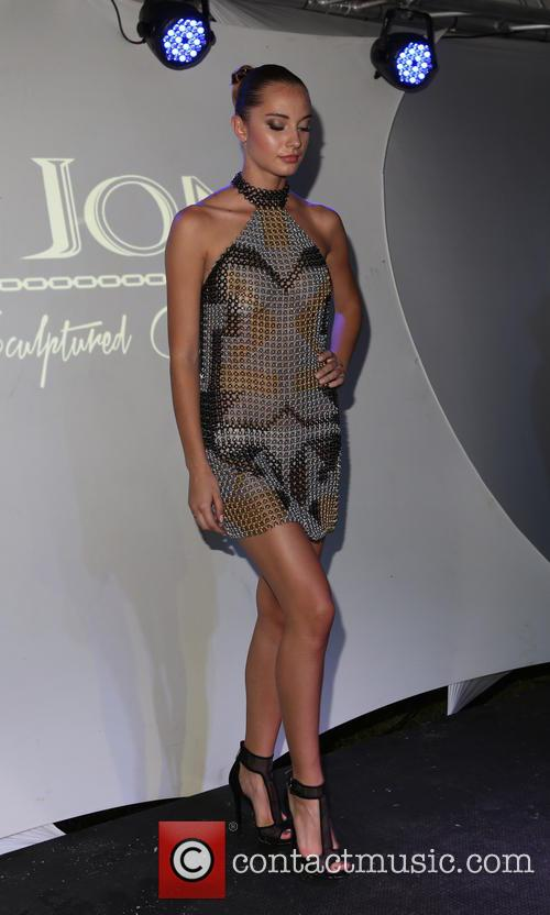 Model Wearing House Of Lijon Designs 10