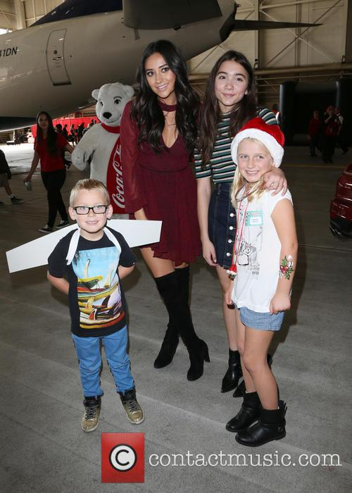 Shay Mitchell, Rowan Blanchard and Guests 5