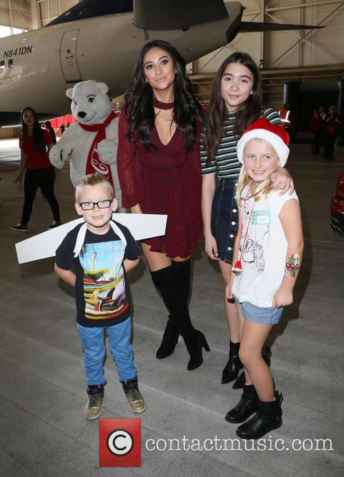 Shay Mitchell, Rowan Blanchard and Guests 6
