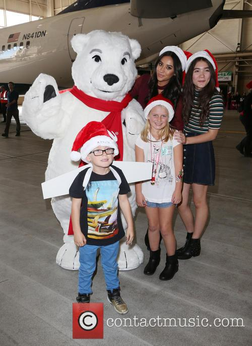 Shay Mitchell, Rowan Blanchard and Guests 10