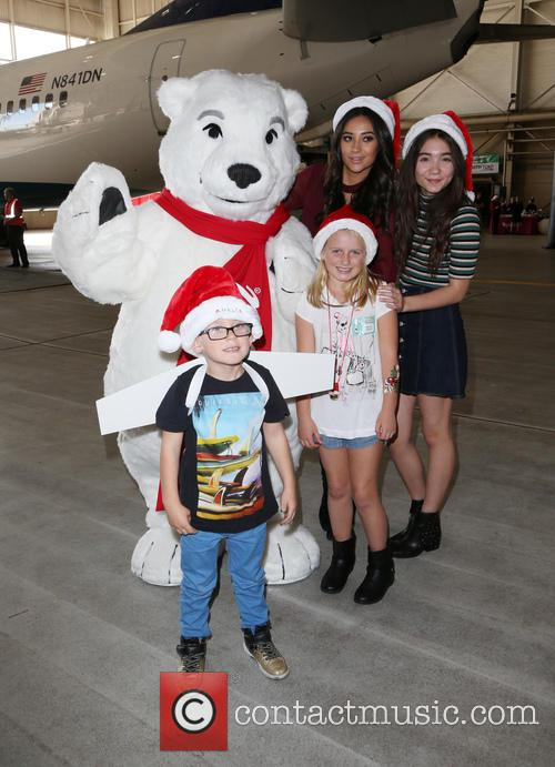 Shay Mitchell, Rowan Blanchard and Guests 11