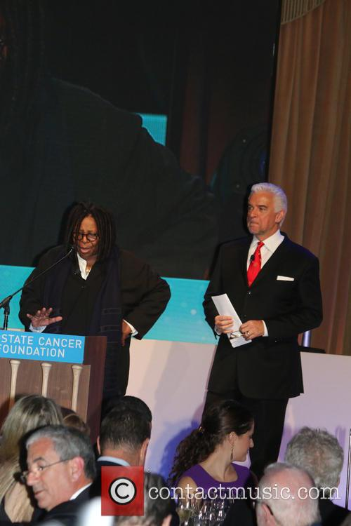 Whoopi Goldberg and John O'hurley 5
