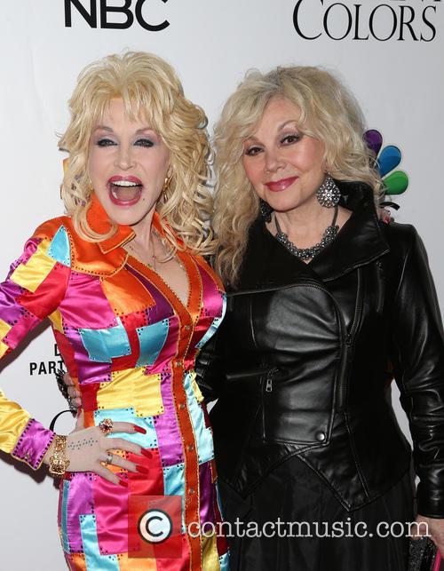 Dolly Parton and Stella Parton 1