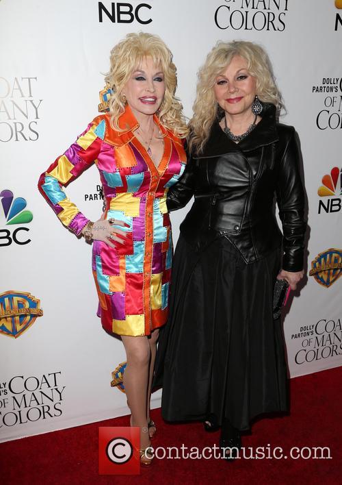 Dolly Parton and Stella Parton 6