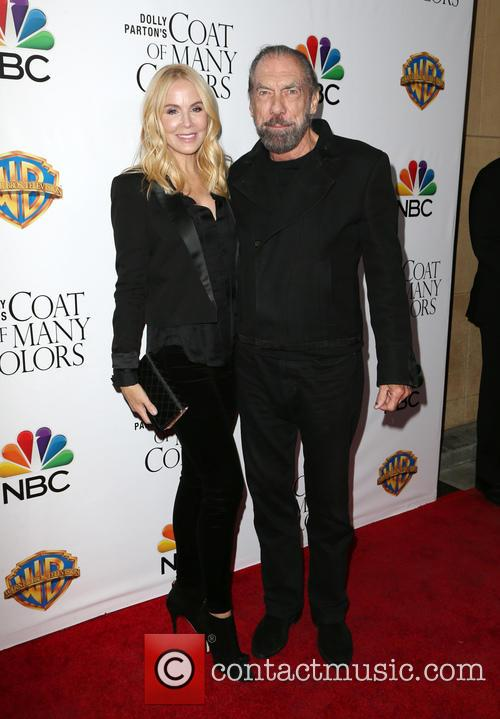 John Paul Dejoria and Eloise Dejoria 1