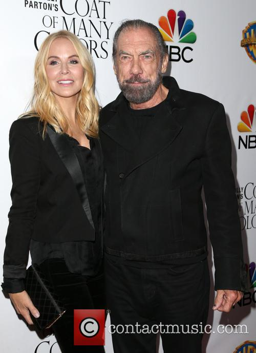 John Paul Dejoria and Eloise Dejoria 3