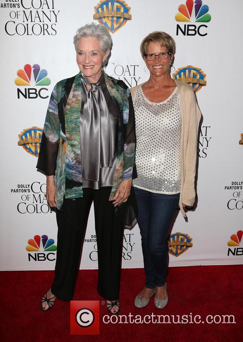 Lee Meriwether and Kyle Aletter 11