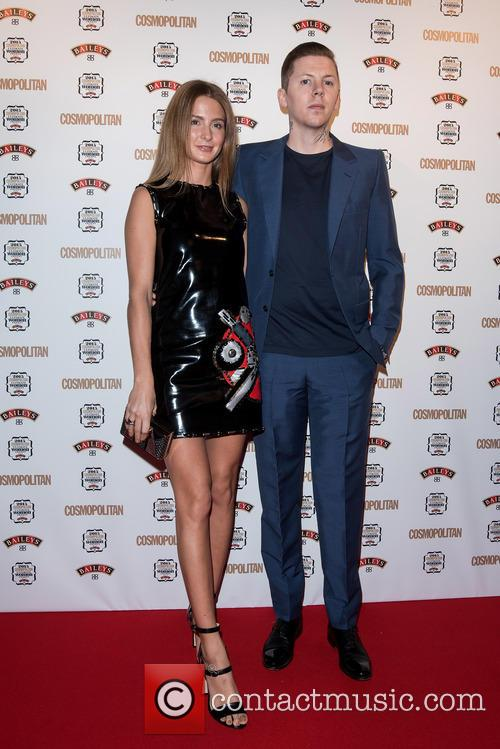 Millie Mackintosh and Professor Green 3