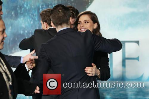 Charlotte Riley and Cillian Murphy 6